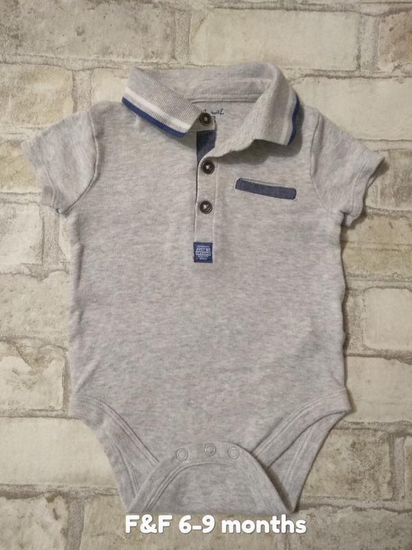 Бодік  для малюка ( 6-9 місяців)