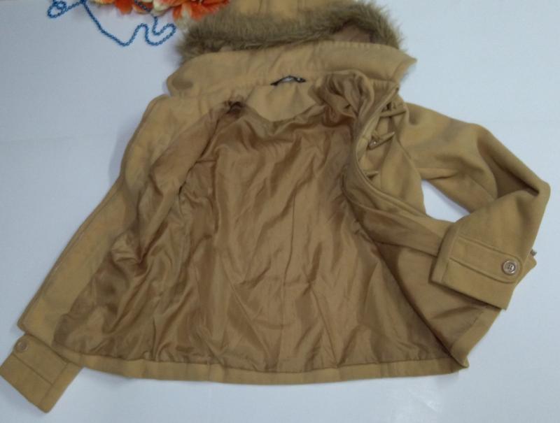 Пальто женское осень - зима размер 42 - Фото 4