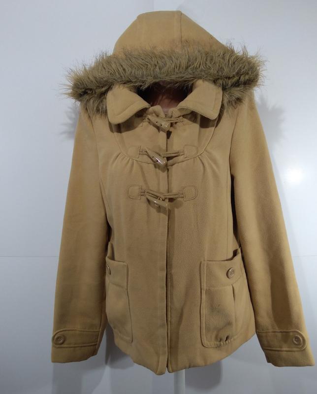 Пальто женское осень - зима размер 42 - Фото 5