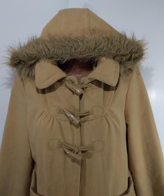 Пальто женское осень - зима размер 42 - Фото 7