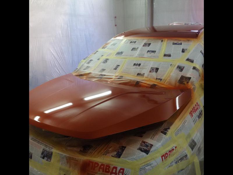 Покраска полировка авто