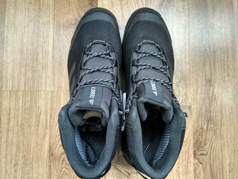 Зимние водонепроницаемые ботинки кроссовки adidas terrex tivid... - Фото 6