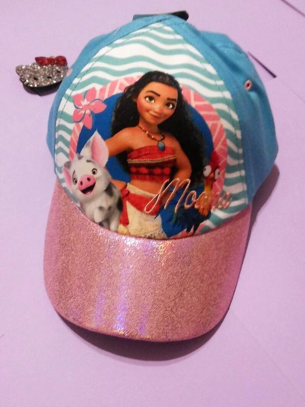 Красивая кепка disney моана (1-6 ) Disney