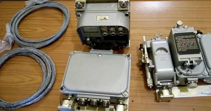го-27 прибор радиационной и химической разведки