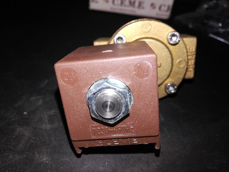 Клапан электромагнитный CEME 8614 - Фото 5
