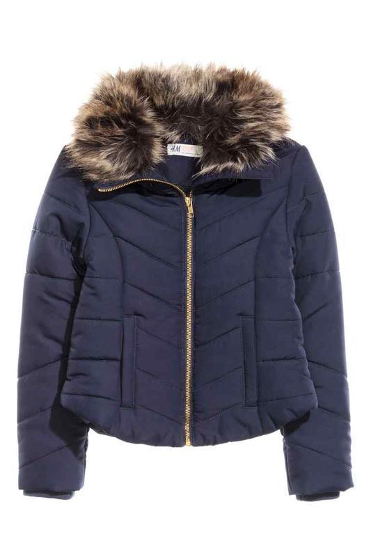 Куртка h&m 146, 170р