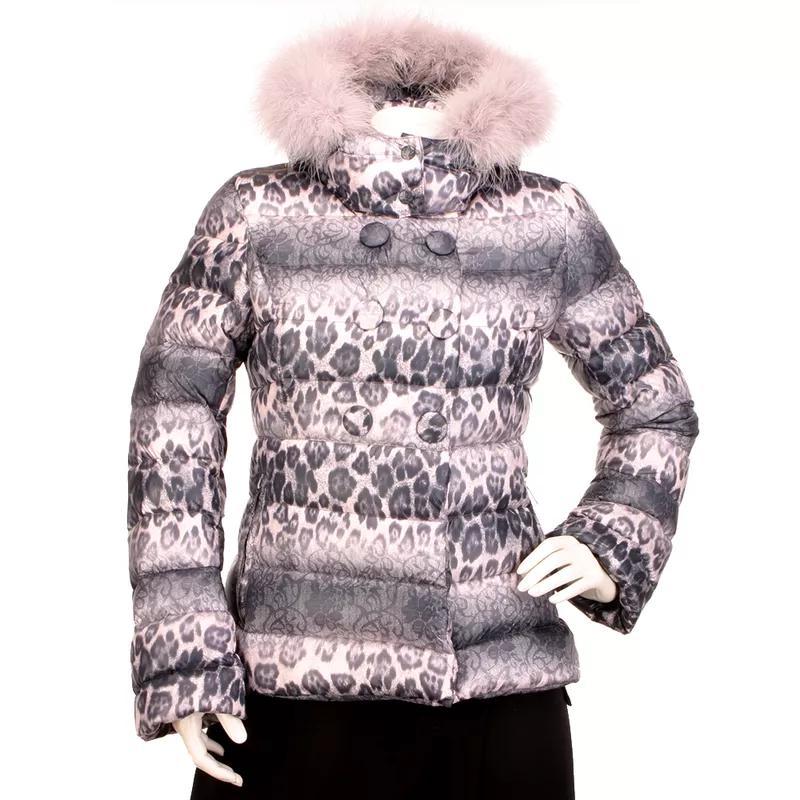 Snow Secret Италия куртка пуховик р.XS зимняя парка 90% пух - Фото 3