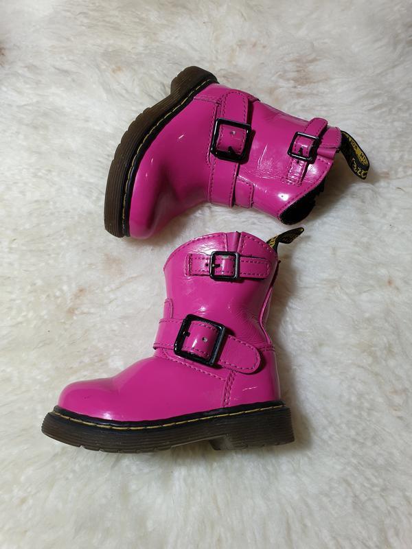 Крутые ботинки dr. martens