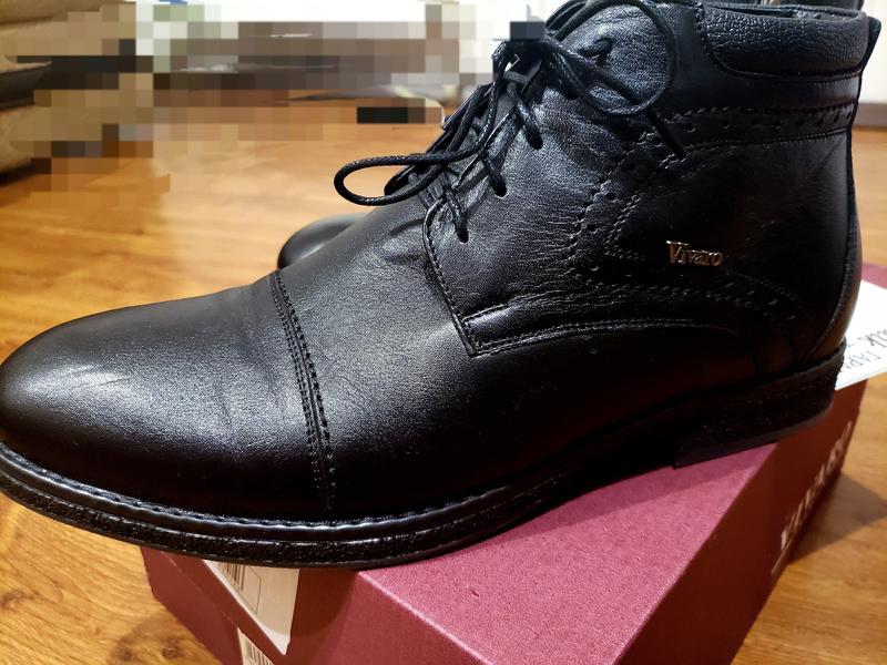 Ботинки мужские зимные - Фото 20