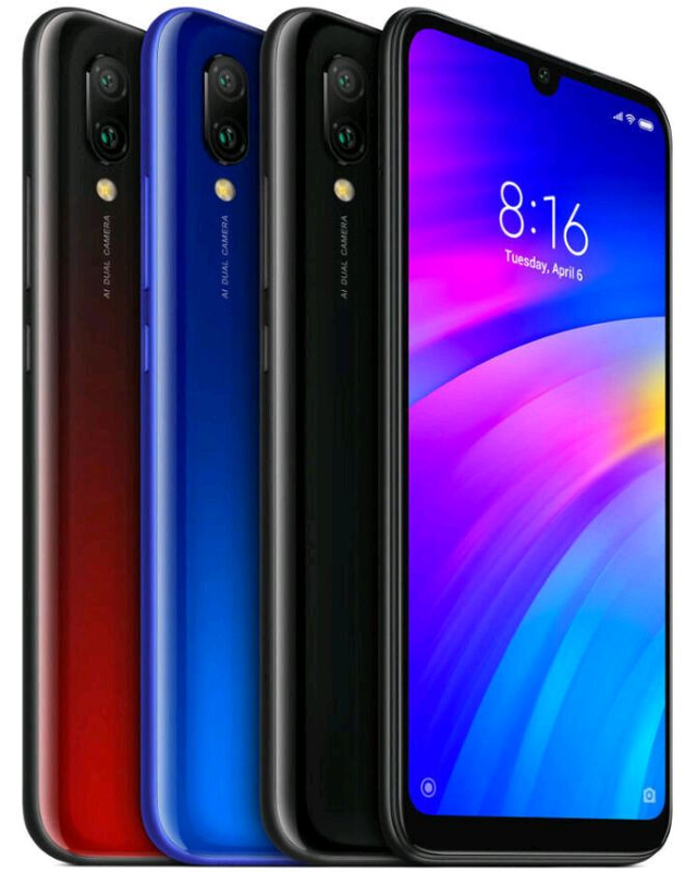 Смартфон Xiaomi Redmi 7 3/32 Gb Global Version