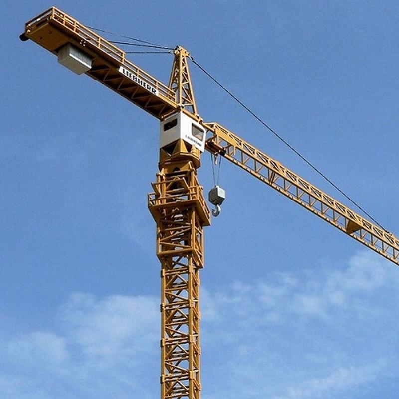 Продажа башенного крана Liebherr 112 EC-H