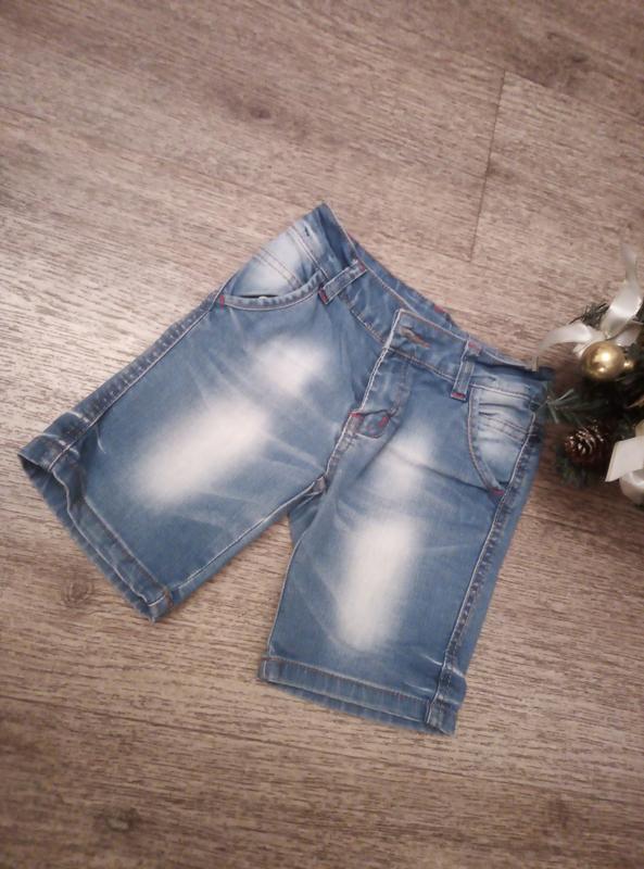 Стильные шорты джинсовые