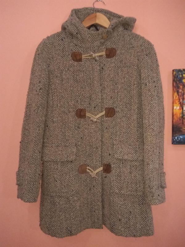 Пальто демисезонное для девочки-подростка 12-13 лет