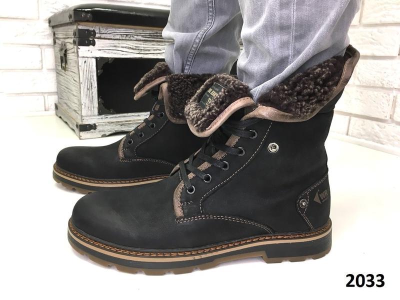 Ботинки зимние мужские - Фото 3