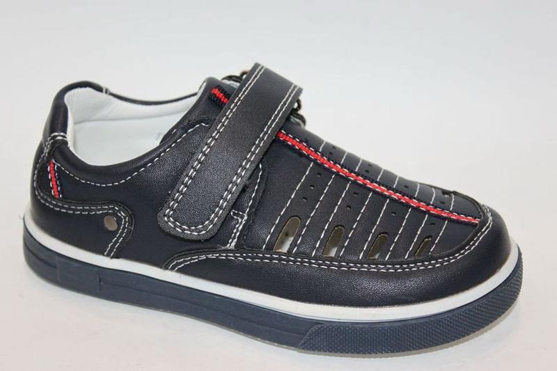 Туфли открытого типа для мальчиков от тм  tom.m