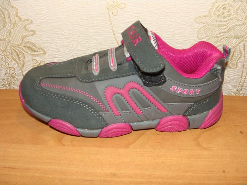 Кроссовки на девочку 34 размер (21,5см)