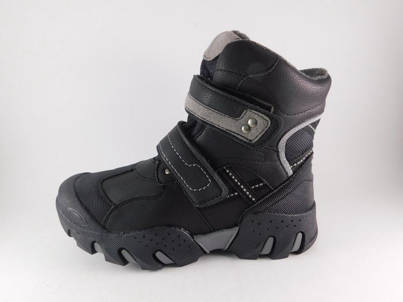 Термо ботинки зимние для мальчиков от тм солнце