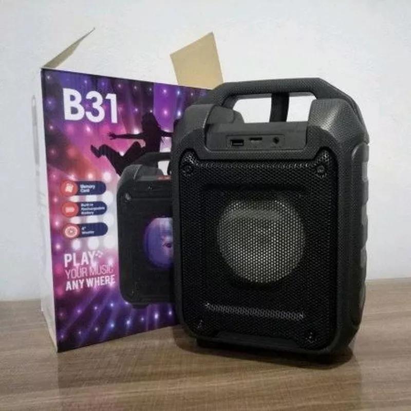 Портативная акустика для MP3 плеера B30