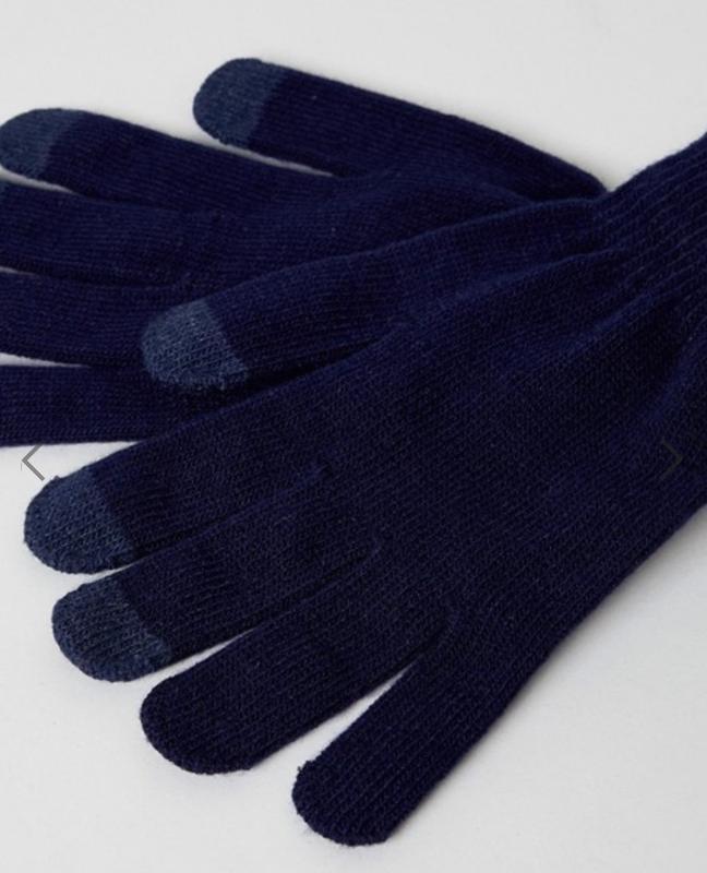 Зимнее перчатки svnx с отделкой для сенсорных устройств !