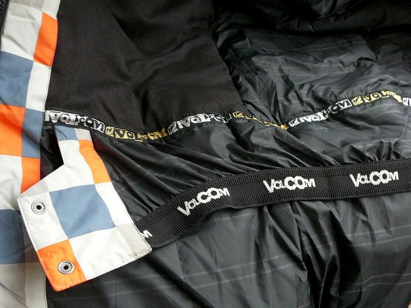 Куртка Volcom. Мужская зимняя горнолыжная куртка. GORE-TEX XC (L) - Фото 9
