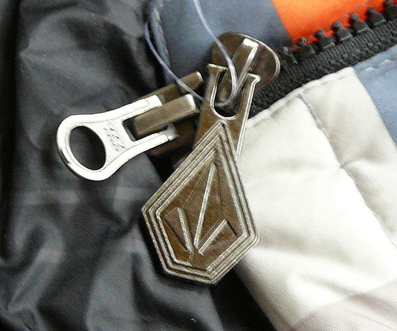 Куртка Volcom. Мужская зимняя горнолыжная куртка. GORE-TEX XC (L) - Фото 10