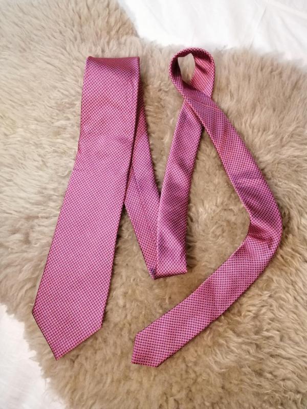 Шелковый галстук profuomo originale