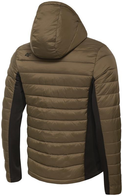 Чоловіча крута пухова куртка 4f - Фото 2