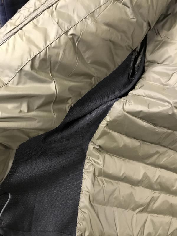 Чоловіча крута пухова куртка 4f - Фото 5