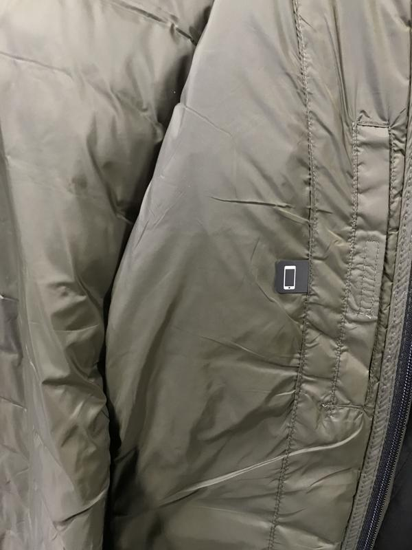 Чоловіча крута пухова куртка 4f - Фото 6