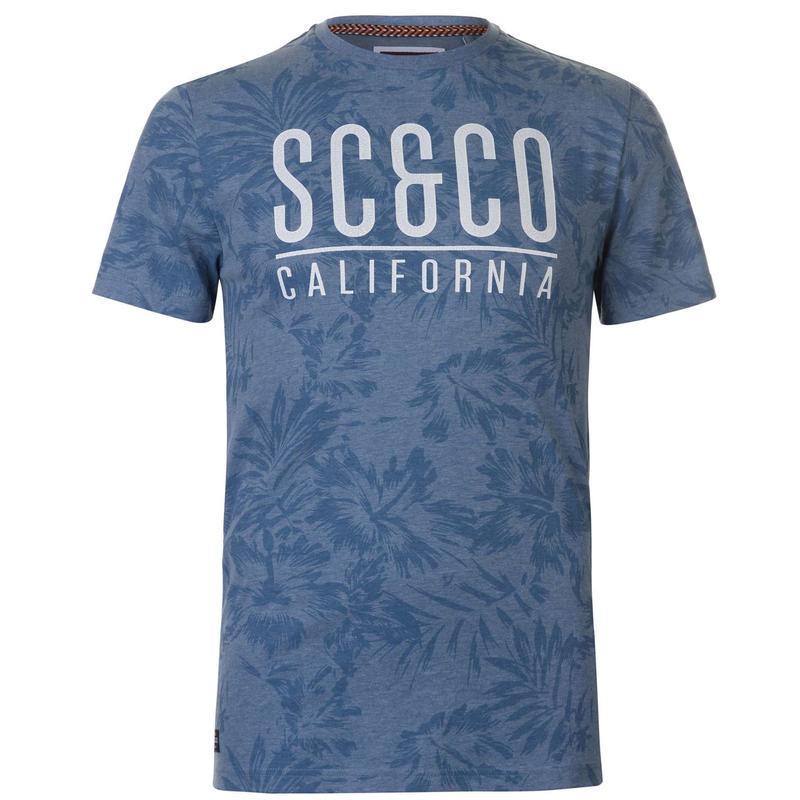 Soulcaul&co мужская футболка в наличии англия оригинал