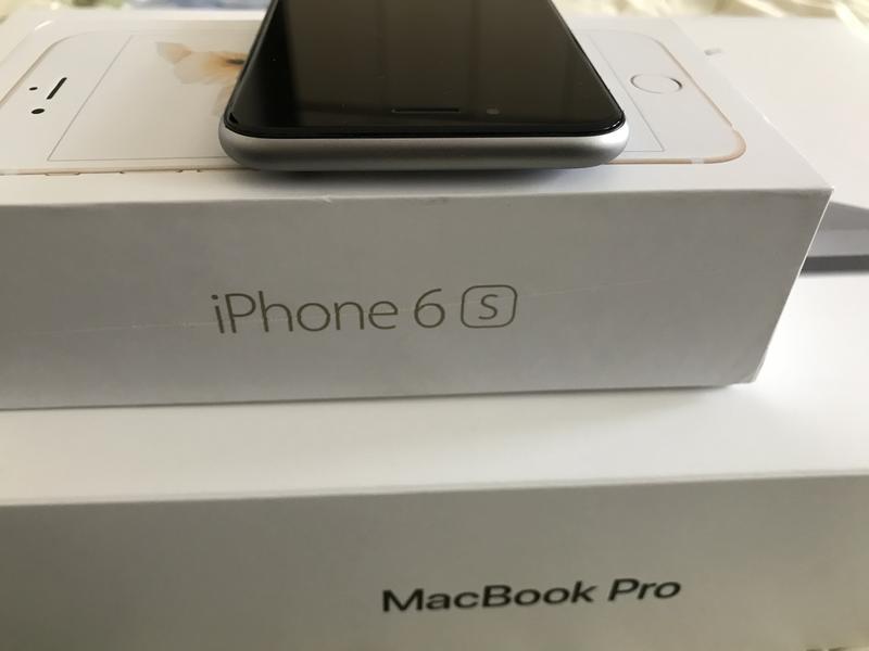 Apple iPhone 6s 16gb Space Gray Neverlock идеал - Фото 3