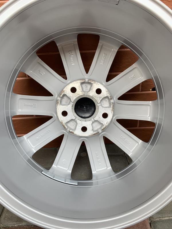 Продам оригинальные диски Volkswagen Passat Sharan Scirocco - Фото 4