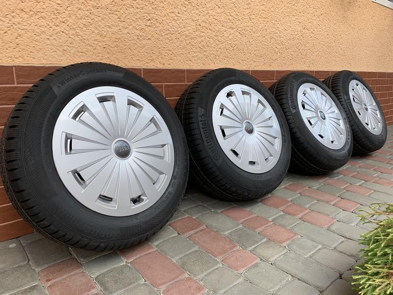 Продам оригинальные диски Audi A4, A6, A7, так же подходит на Sko