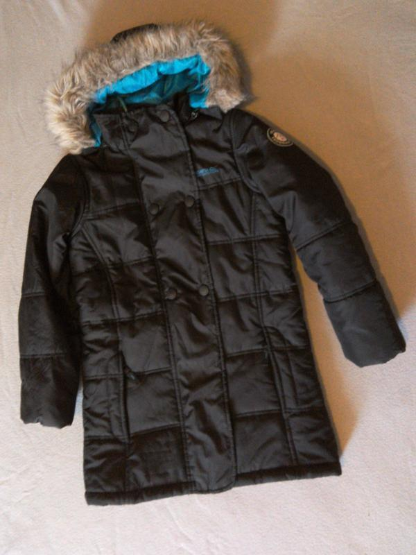 Фирменная деми куртка для девочки regatta