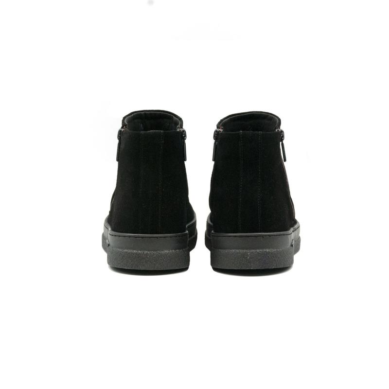 Мужские зимние ботинки натуральная кожа в наличии украина - Фото 3