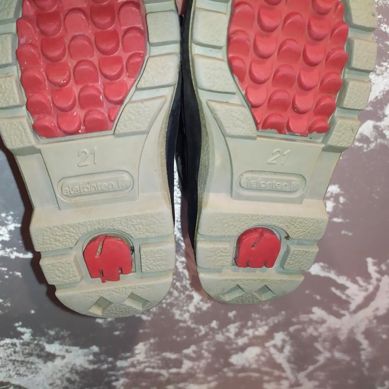 Детские зимние ботинки gore-tex original 21 розмір 13,5 см сте...