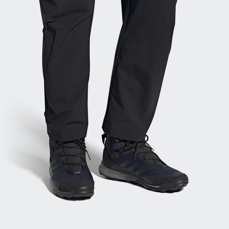 Мужские ботинки adidas terrex tivid mid cp (артикул:g26518) - Фото 4