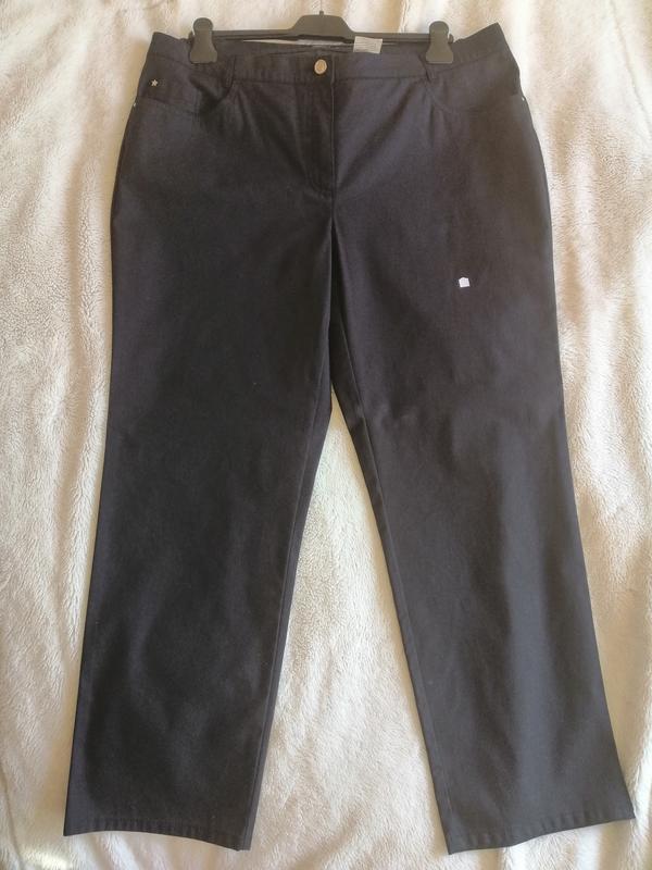 Штаны брюки прямые большой размер германия