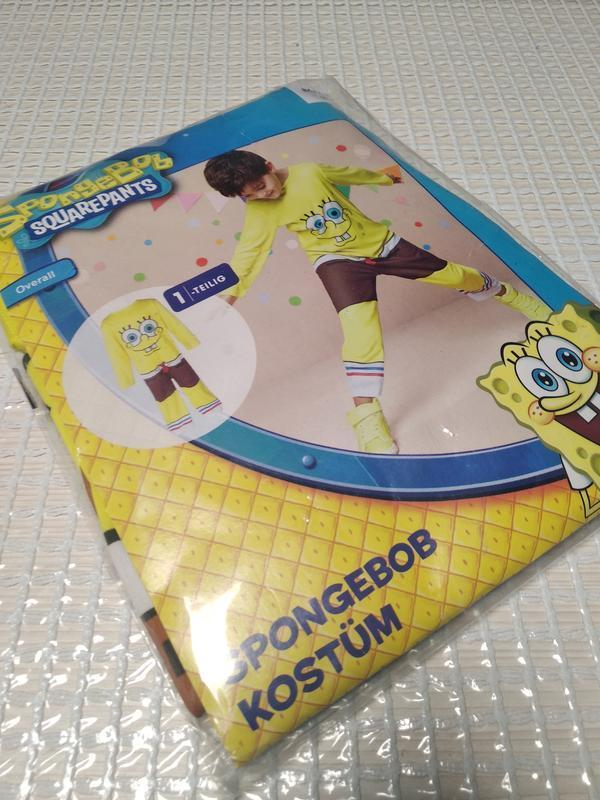 Слип,пижама,человечек spongebob германия