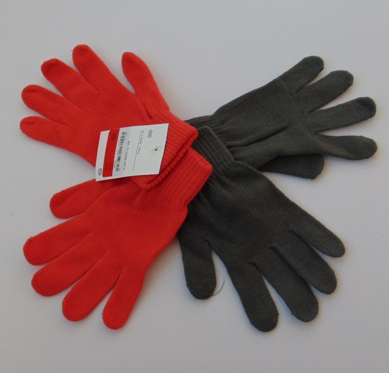 Набор 2 пары женские перчатки c&a германия