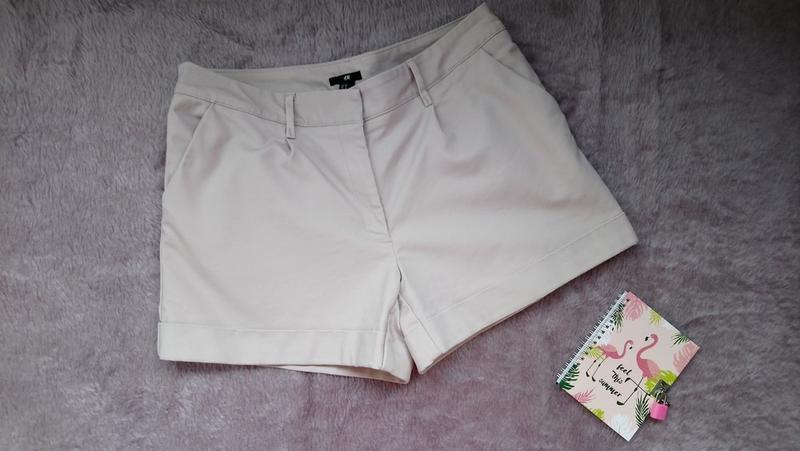Обалденные качественные шорты h&m