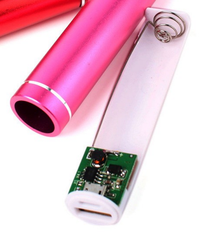 USB Повербанк 2 в 1 - Зарядное для смартфонов и аккумуляторов - Фото 4