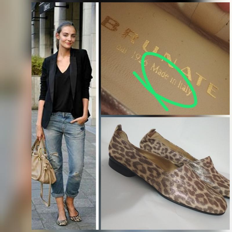 Фирменные кожаные базовые лоферы, 100% кожа, туфли балетки из ...
