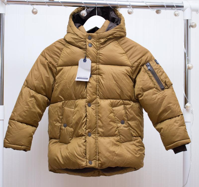 Куртка zara 8 лет