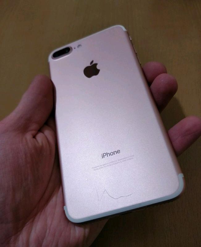 Iphone 7 plus 32 gb rose gold - Фото 4
