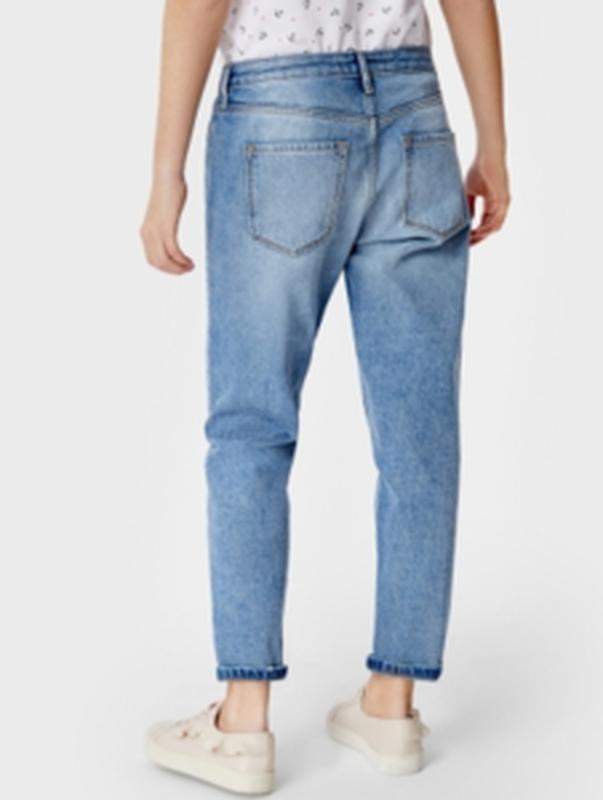 Срочно! джинсы бойфренды остин новые с биркой