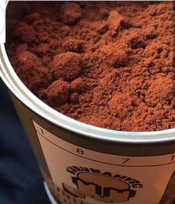 Турецкий кофе Mehmet Efendi в тубусе 500грамм. Арабика - Фото 2