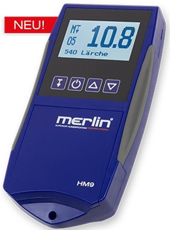 Влагомер для древесины Merlin WS-5