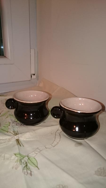 Чашки кофейные керамические - Фото 4