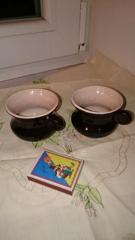Чашки кофейные керамические - Фото 6